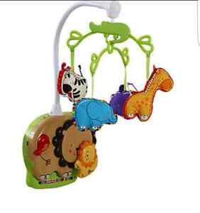 Fisher Price Luv U Zoo Mobile