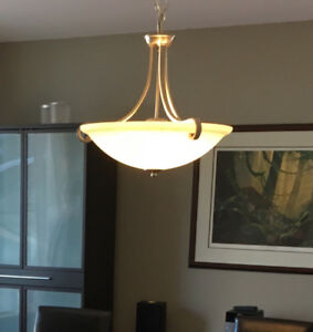 Dining room/entry ceiling light