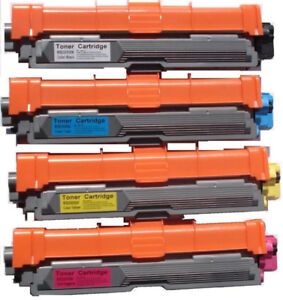 Brother TN-221Bk/TN-225C/M/Y Compatible Toner Cartridge MFC9130W