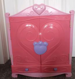 Build a Bear Pink wardrobe