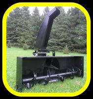 "3 point hitch SNOW BLOWERS, 50""-80"" sizes, SALE $300 OFF !"