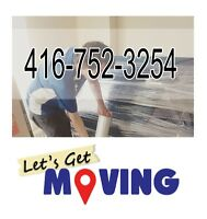 SAVE TIME AND MONEY AND CALL US TO MOVE YOU