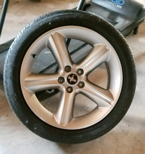 Mustang GT Premium Wheels For Sale