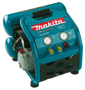 MAKITA - Air Compressor – 2.5 HP and 4.2 Gallons