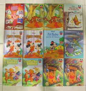 DISNEY BOOKS - NEW (UNUSED) - HARDCOVER (UPDATE 46 SOLD) West Island Greater Montréal image 3