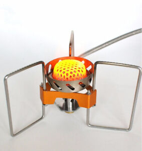 FIRE-MAPLE Outdoor Camping Folding Wind Resistant  Stove $70