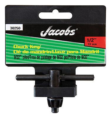 Jacobs 12 Chuck Key 30250