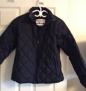 North face and Columbia jackets