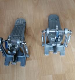 Arbiter flats bassdrum pedals /Yamaha /pearl /Mapex /Tama