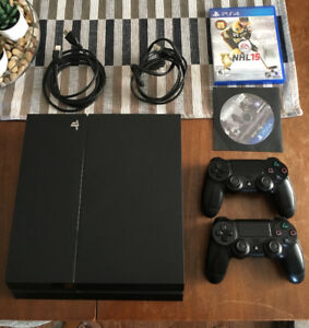 Trade PS4 + accessories for Nintendo Switch