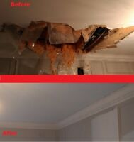 Drywall Installation, Repair & Stucco Removal - Walls/Ceilings