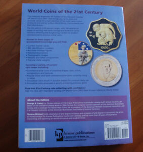 2011 STANDARD CATALOG OF WORLD COINS 2001-DATE (2009) Kitchener / Waterloo Kitchener Area image 3