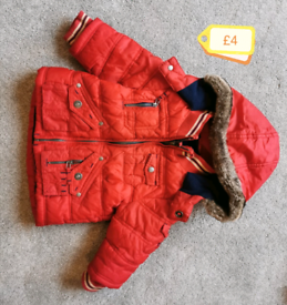 Selection of boys 9-12 month bundles of clothes - priced individually