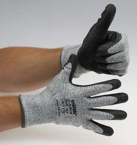 Schnittschutzhandschuhe Gr. 10 (XL) PU-Schicht  EN 388 Schutzklasse 5  7847