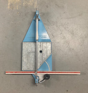 Sigma 62 CM Tile Cutter - Excellent Condition