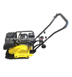 """Plate Compactor, Tamper, Jumping Jack 17""""X22""""-190lb 1 year warr"""