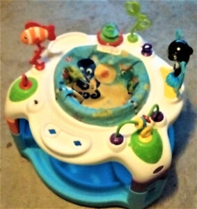 Baby Child Kids Girl Boy Saucers Jumper Exercise Playpen Bouncer
