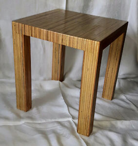 Handcrafted End Table