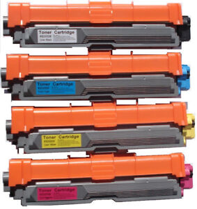 TN221& TN225 for Brother HL3140CW MFC9130CW Set $65.00