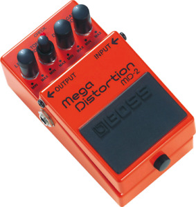 BOSS MD-2 Pedal