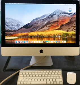 Apple iMac 21.5 inch late 2012 core i7 8GB 1tb retina
