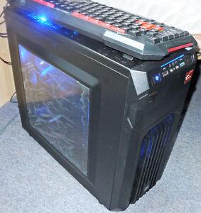 PC GAMER VR READY /STREAMING/ I5-6600K /SSD 240GB /GTX 970 /16GB