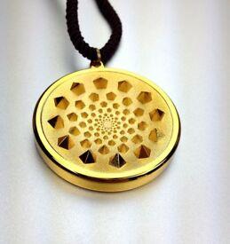 Sensor V Medallion