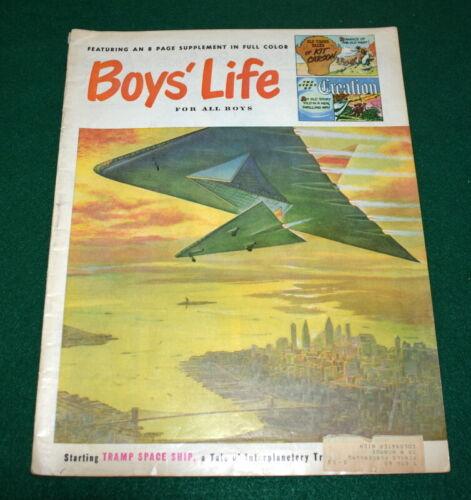 VINTAGE BOY SCOUT- 1952 BOYS