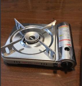 Portable Gas Range with case