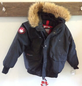 Boys BNWT Canadian Weather Gear winter coat