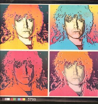 "Robert Plant(12"" Vinyl P/S)Hurting Kind-WEA-A8985T-UK-1990-VG+/VG+"