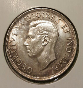 EXTREMELY NICE 1939 SILVER DOLLAR UNCIRCULATED
