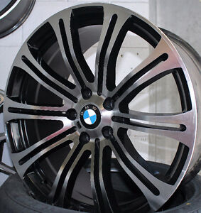 "New 20"" BMW REPLICA R172 RIMS BOLT PATTERN 5x120; N.65"