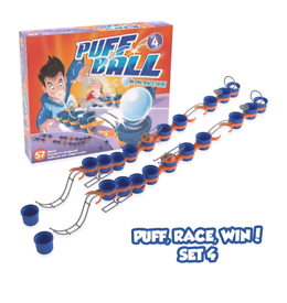 Puff Ball 4 Kids Action Game - EXTREME | Family Board Games For Kids