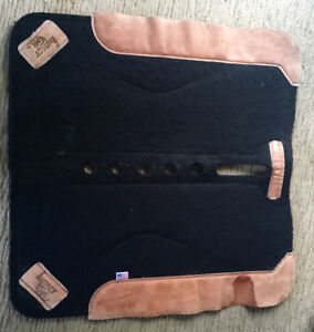 Impact Gel Western Saddle Pad