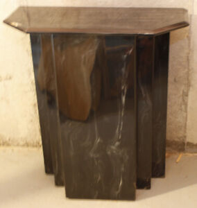TABLE, FRONT HALL CONSOLE TABLE