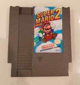 (Nintendo) Super Mario Bros 2 NES