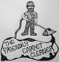 The Friendly Carpet Cleaner