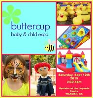Coming soon to WARMAN! The Buttercup Baby & Child Expo!!!!