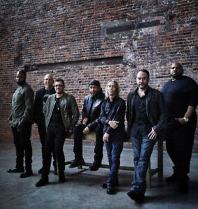 Dave Matthews Band Wednesday July 10th @ 8:00pm Budweiser Stage