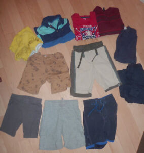 Spring, summer clothes, boys 4T $15, 5T $ 5, 6T $7