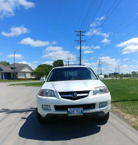 2006 Acura MDX. Safetied!!