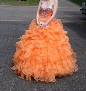 Prom Dress Prince George British Columbia image 2