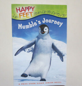 120+ Kids books - Mumble's Journey (Happy Feet) - Paperback