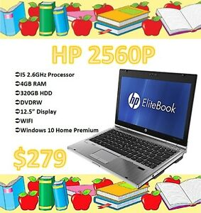 BACK TO SCHOOL COMPUTER SPECIALS!