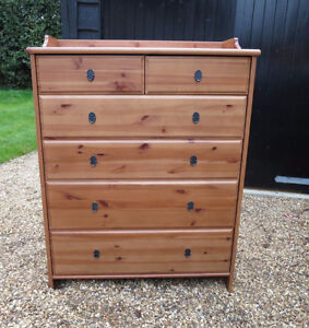 Wanted: IKEA Hemnes, Malm or Other IKEA Dresser (3/4/5/6 drawer)