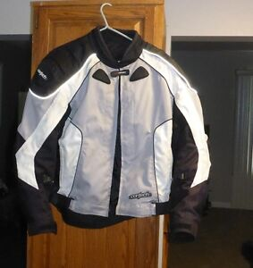 Coretech GX Sport fully armored  motorcycle jacket size large