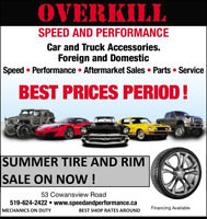 Automotive service at prices better than the rest.