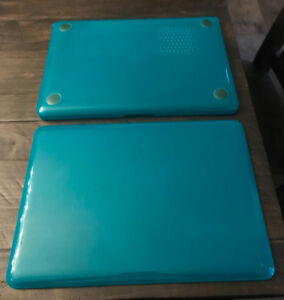 "Teal Speck Laptop Case For 13"" 2012 MacBook Pro"