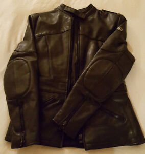 Manteau de cuir - NEW -Master Magnum Leather Jacket, veste, moto
